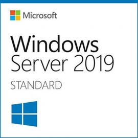 P73-07801 MS WINDOWS SERVER 2019 STD 64BIT TR 16CORE OEM